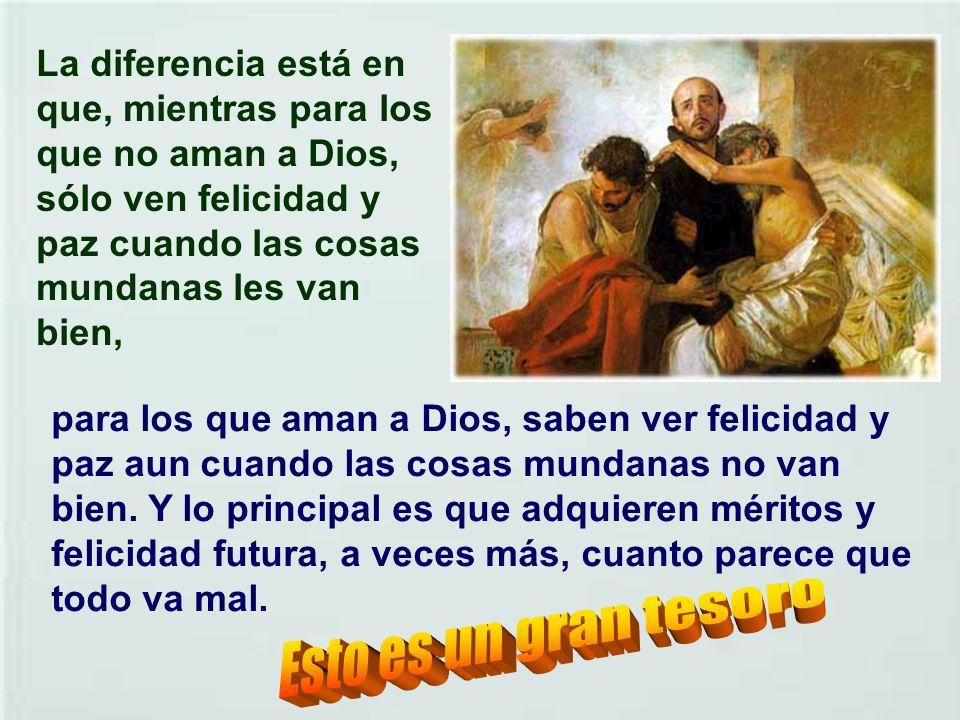 Hermanos: Sabemos que a los que aman a Dios todo les sirve para el bien: a los que ha llamado conforme a su designio. A los que había escogido, Dios l