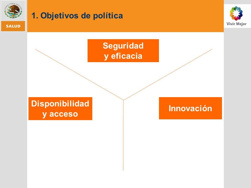 COMISIÓN FEDERAL PARA LA PROTECCIÓN CONTRA RIESGOS SANITARIOS 1.
