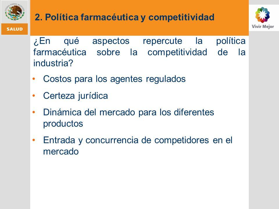 COMISIÓN FEDERAL PARA LA PROTECCIÓN CONTRA RIESGOS SANITARIOS 2.