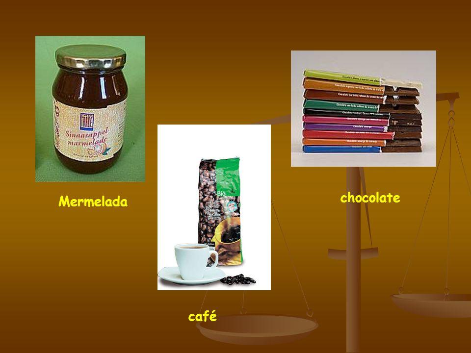 Mermelada chocolate café