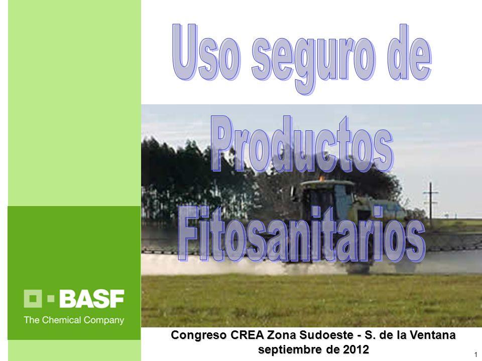 1 Congreso CREA Zona Sudoeste - S. de la Ventana septiembre de 2012