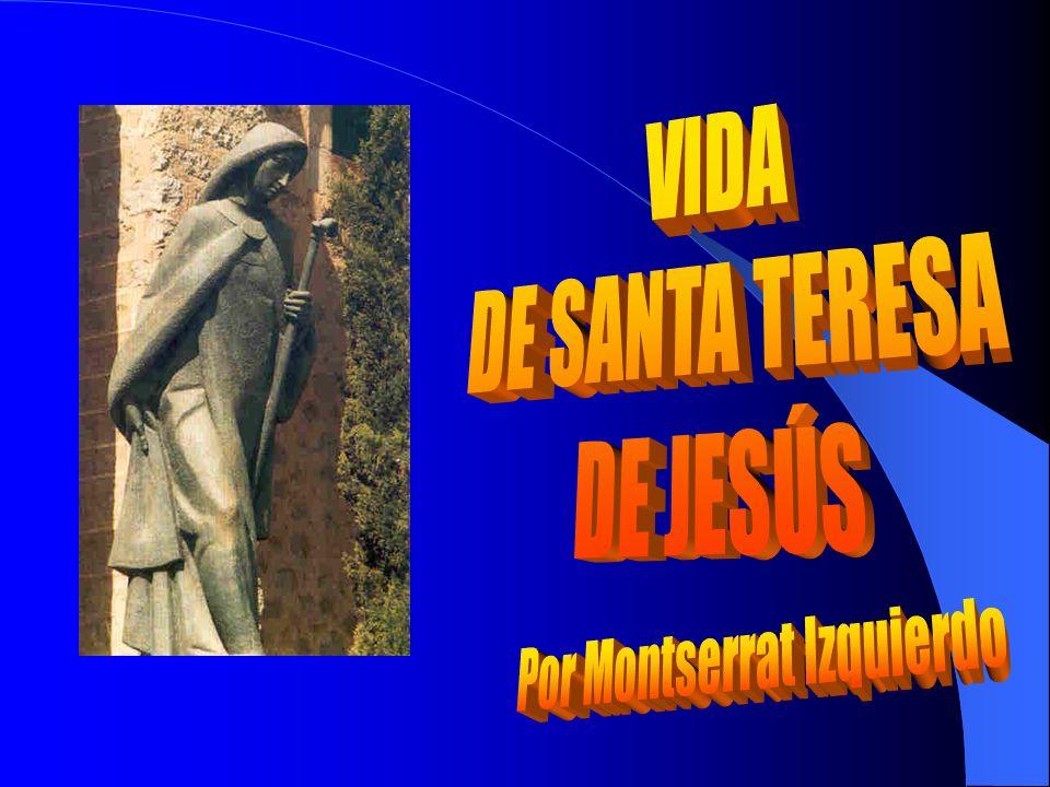 Ávila es la cuna de Santa Teresa de Jesús
