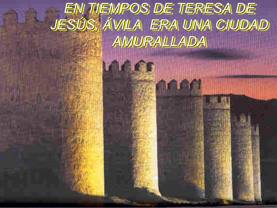 AQUÍ NACIÓ TERESA DE JESÚS Éste es el centro, el corazón de la casa, el lugar de mayor intimidad.
