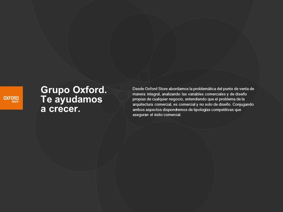 Grupo Oxford.Te ayudamos a crecer.