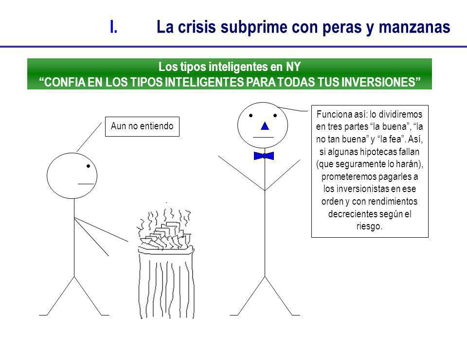 Los tipos inteligentes en NY CONFIA EN LOS TIPOS INTELIGENTES PARA TODAS TUS INVERSIONES Pero se pone mejor...