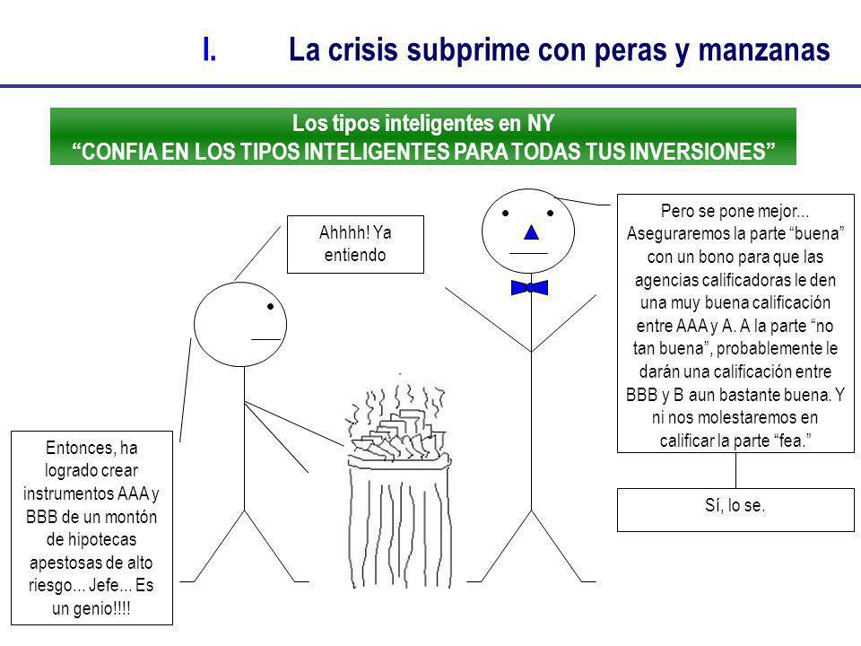 Los tipos inteligentes en NY CONFIA EN LOS TIPOS INTELIGENTES PARA TODAS TUS INVERSIONES Pero se pone mejor... Aseguraremos la parte buena con un bono