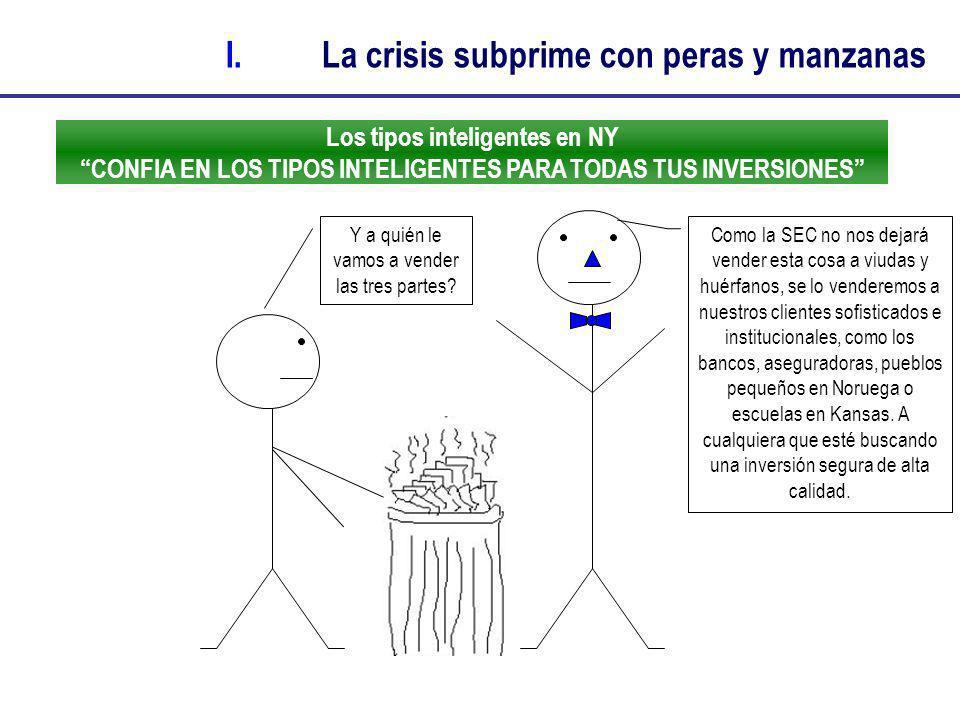 Los tipos inteligentes en NY CONFIA EN LOS TIPOS INTELIGENTES PARA TODAS TUS INVERSIONES Claro que no.