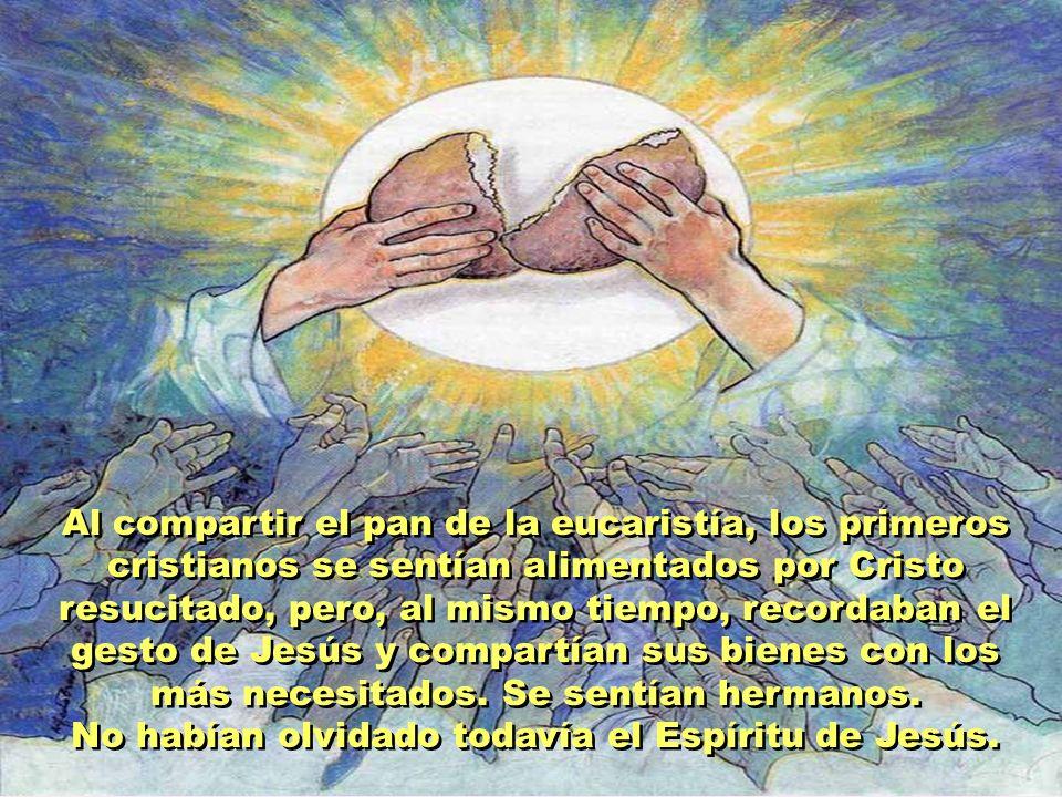 La Tierra y todo lo que nos alimenta lo hemos recibido de Dios.