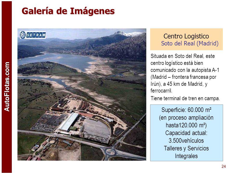 AutoFlotas.com 23 SEGURIDAD CAMPA DE CALAF ha apostado por una seguridad integral de todas sus instalaciones Se dispone de una iluminación que se acti