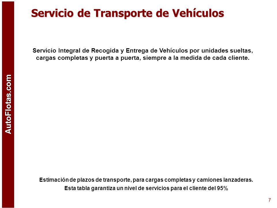AutoFlotas.com 6 TRANSPORTES