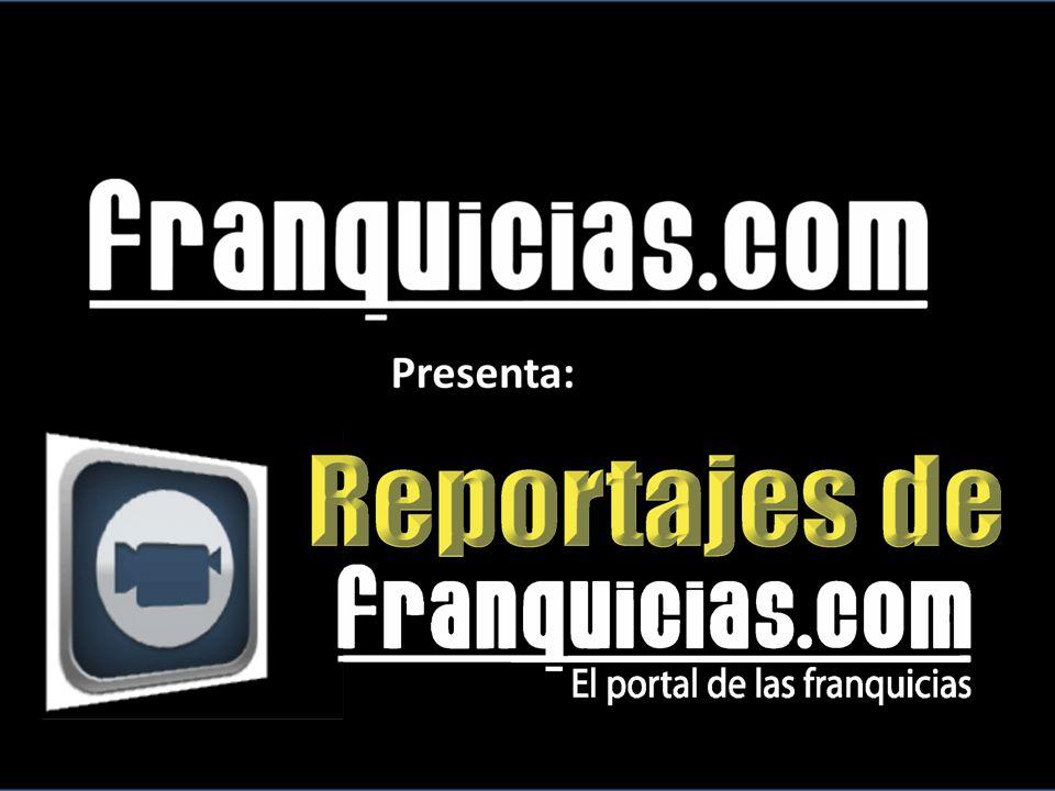 Vea reportajes ahora mismo en: www.franquicias.com www.franquicias.com Objeción : ¡es muy largo.