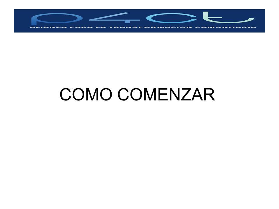 COMO COMENZAR