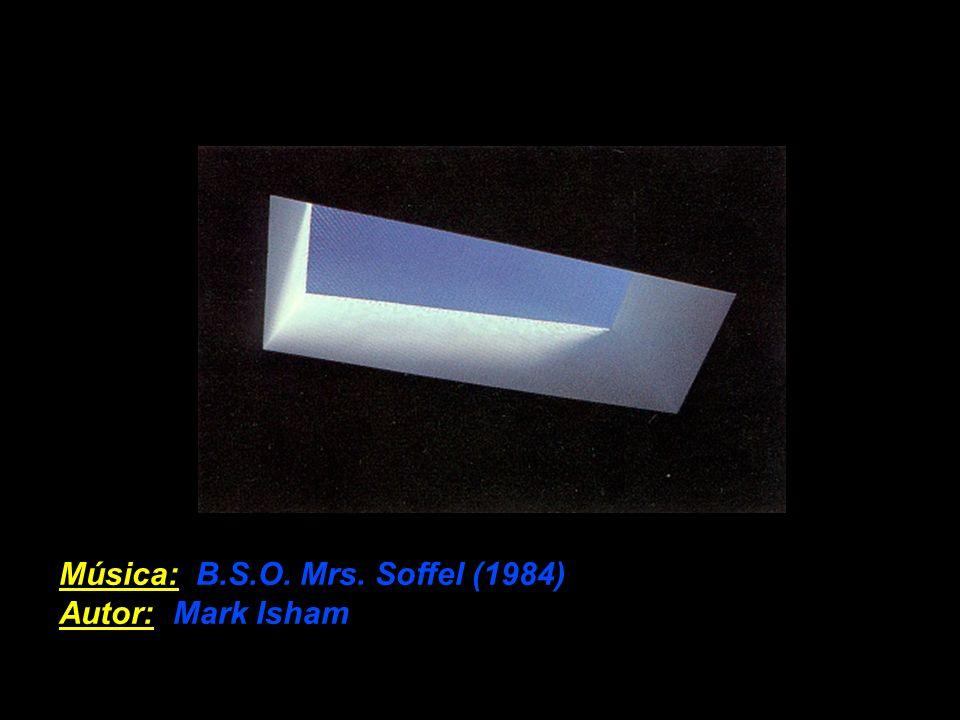 Música: B.S.O. Mrs. Soffel (1984) Autor: Mark Isham