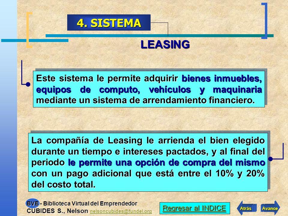 32 OUTSORSING 3. SISTEMA Este sistema le permite trasladar la posesión de un proceso del negocio a un proveedor de servicios con el fin de aprovechar