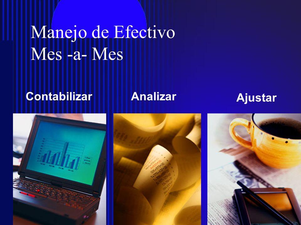 Derechos Reservados©SUAGM.2007 Manejo de Efectivo