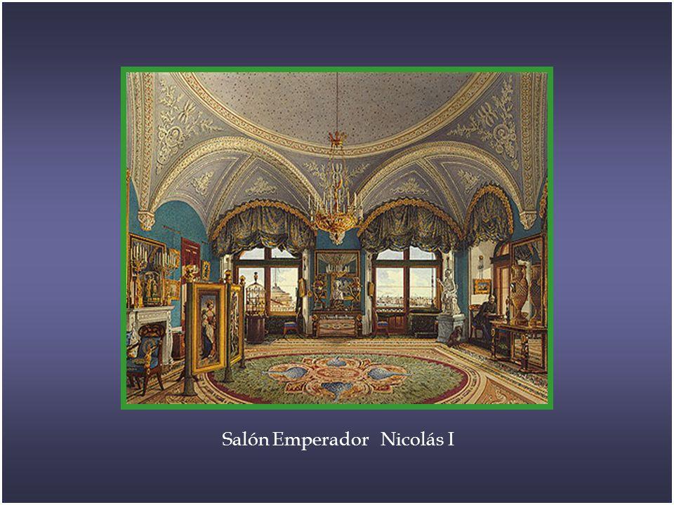 Estudio de la emperatriz Alexandra Fiodorovna