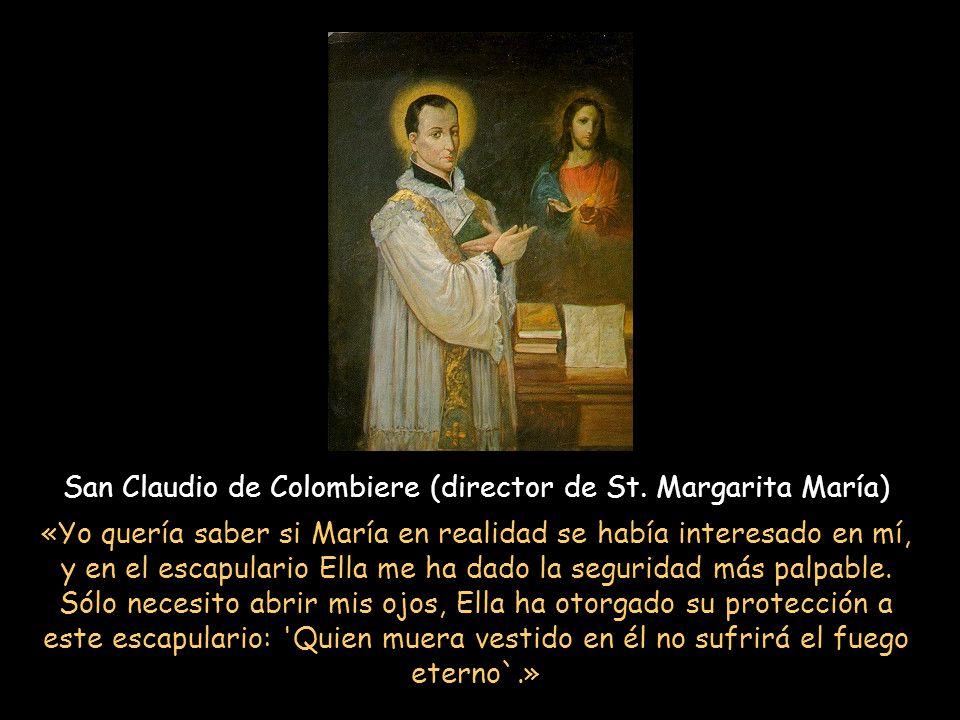 San Pedro Claver, se hizo esclavo de los esclavos por amor. Cada mes llegaba a Cartagena, Colombia un barco con esclavos. San Pedro se esforzaba por l