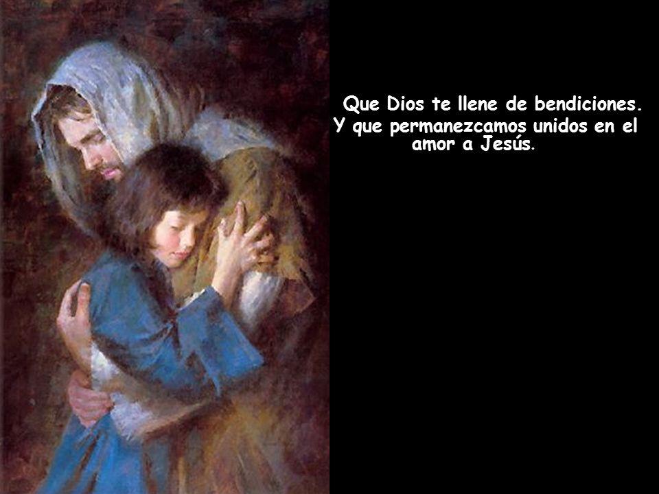 Entonces: después de leer su historia, de ver el Amor de Nuestra Madre del Cielo hacia nosotros, sólo nos queda cumplir con lo pedido por Nuestra Madr