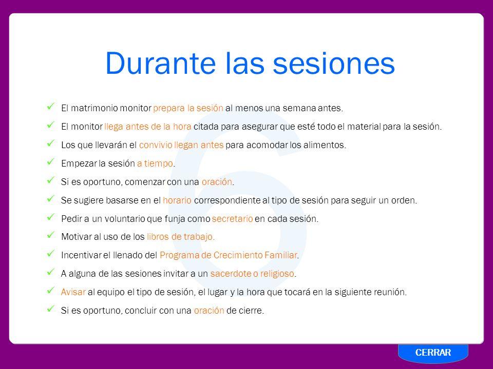 7 Descarga material Para las sesiones de análisis, se incluyen algunas opciones de material en el CD del paquete inicial.