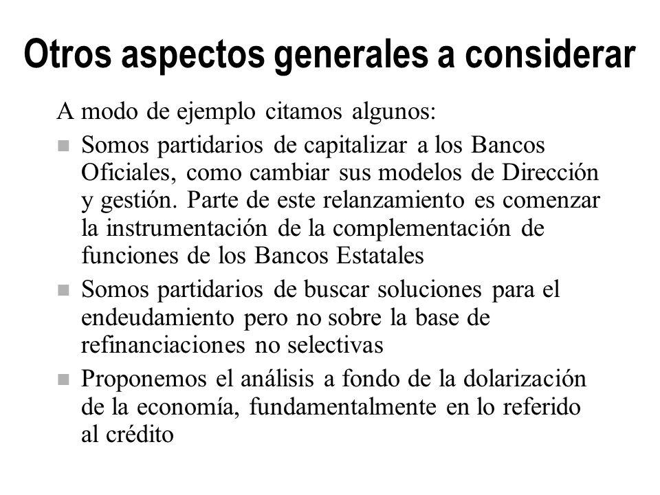 UN MECANISMO PARA LA SOLUCIÓN n Para ello proponemos la creación de una entidad pública de derecho privado, gerenciada profesionalmente y cuya direcci