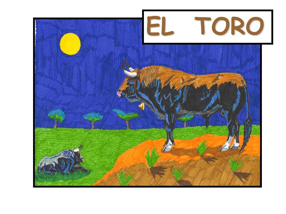 El campesino se acercó al toro y le habló al oído: ¡¡¿Qué haces, pinche Toribio?!!, ¿Por qué no quieres trabajar?
