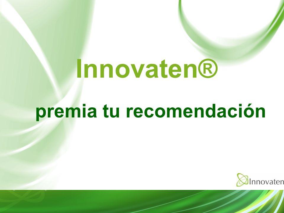 premia tu recomendación Innovaten®