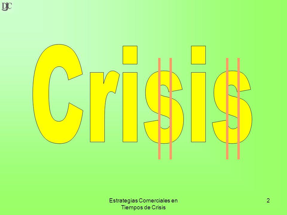 Estrategias Comerciales en Tiempos de Crisis 13 Estrategias y Resultados PLANLÍDERESPERSONASRECURSOSPLAZOÉXITO PLANPERSONASRECURSOSPLAZOANARQUÍA PLANLÍDERESRECURSOSPLAZOFRACASO PLANLÍDERESPERSONASPLAZOSUEÑO PLANLÍDERESPERSONASRECURSOSRUINA