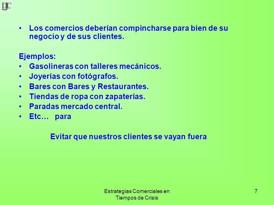 Estrategias Comerciales en Tiempos de Crisis 18 Paso 3º Pedir disculpas Anticipar las disculpas resta eficacia.