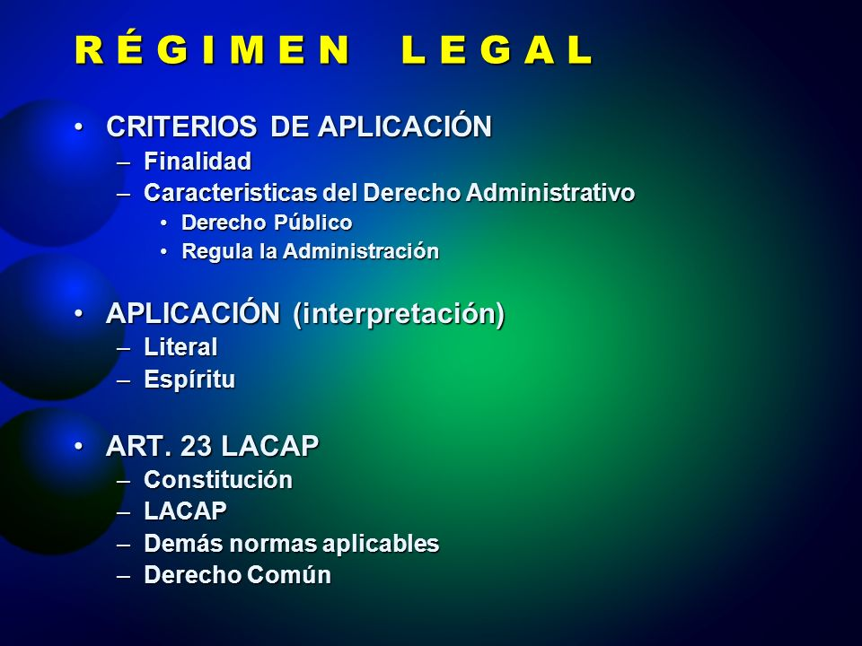 FUNDAMENTOS DEL RELACAP Art.168 Ord. 14° Constitución de la Republica Art.