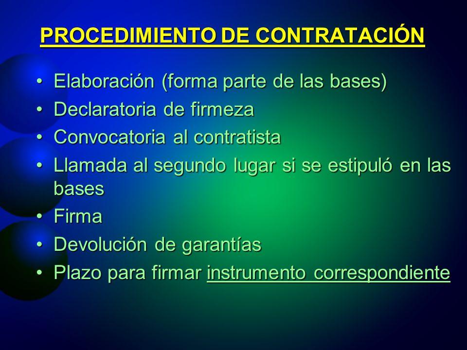 LA FORMALIZACIÓN DEL CONTRATO Los contratos se perfeccionan y formalizan con la suscripción de los correspondientes instrumentos por las partes contratantes.Los contratos se perfeccionan y formalizan con la suscripción de los correspondientes instrumentos por las partes contratantes.