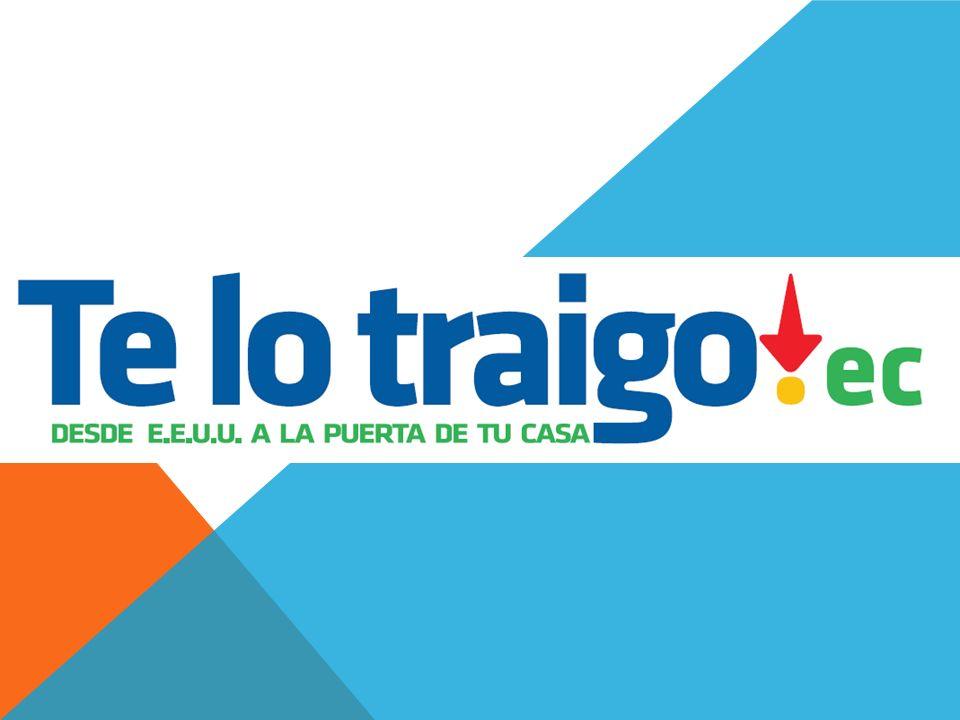 NOSOTROS Telotraigo.ec Nace con la necesidad de darle a nuestros clientes actuales y potenciales las herramientas, que necesitan para ser parte de la globalización y modernización del mercado.