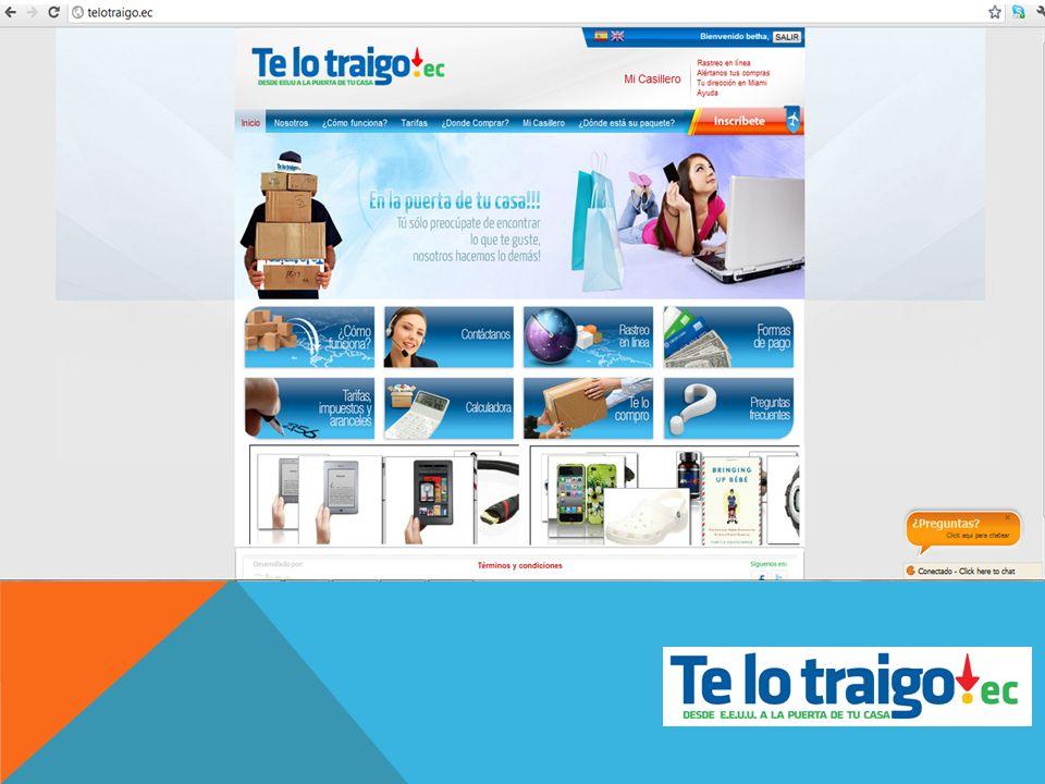 SERVICIO ADICIONAL Telocompro.