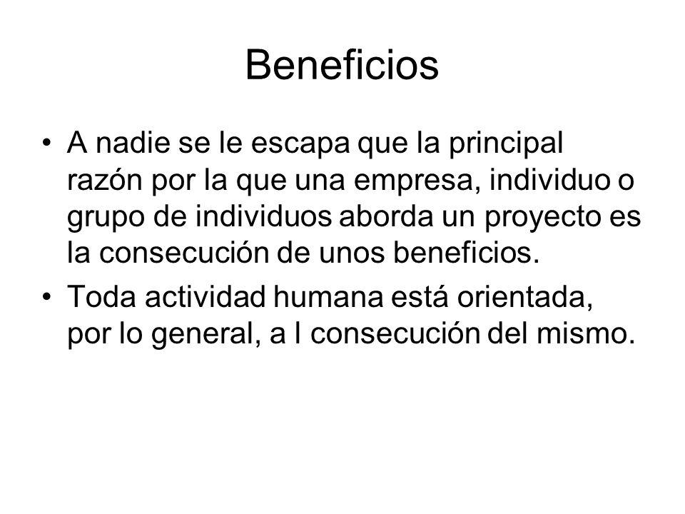 El origen de beneficio Etimológicamente la palabra beneficio se sitúa en el latín beneficium, originado a su vez por la composición de bene y facere (bien hacer).
