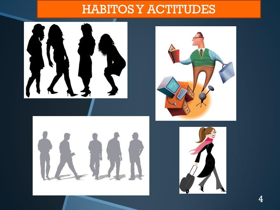 4 HABITOS Y ACTITUDES