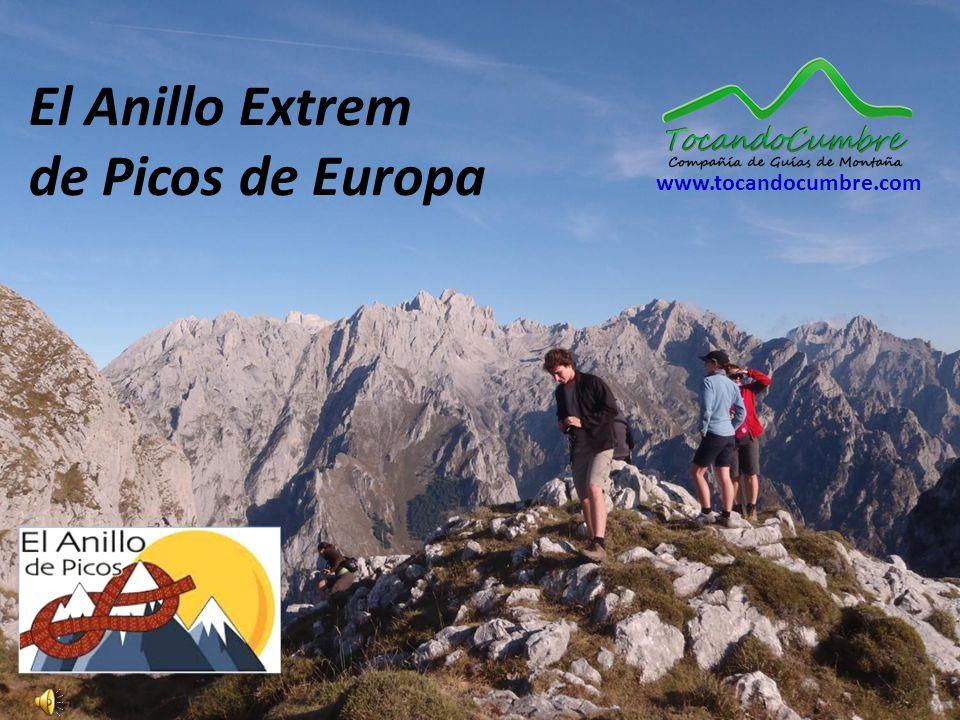 El Anillo Extrem de Picos de Europa www.tocandocumbre.com