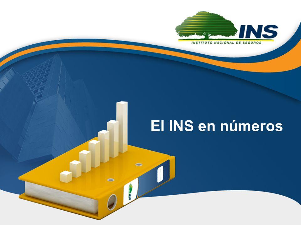 13 28 de octubre de 2011 El INS en números