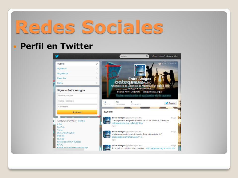 Redes Sociales Página en Google +
