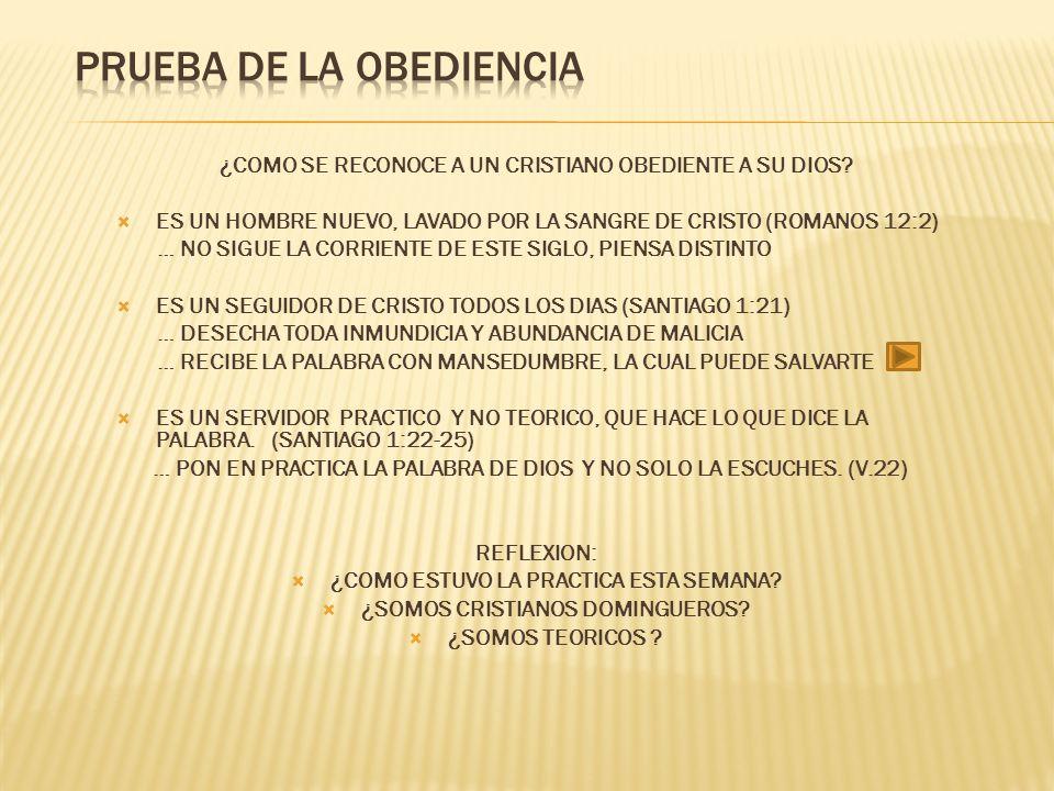AL SER COMO CRISTO (ROM 13:11 Y 1 PEDRO 1:5) AL CRECER CON CRISTO (ROM.