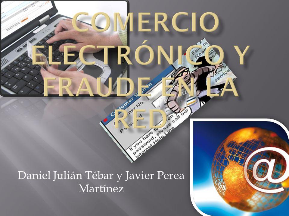 Daniel Julián Tébar y Javier Perea Martínez