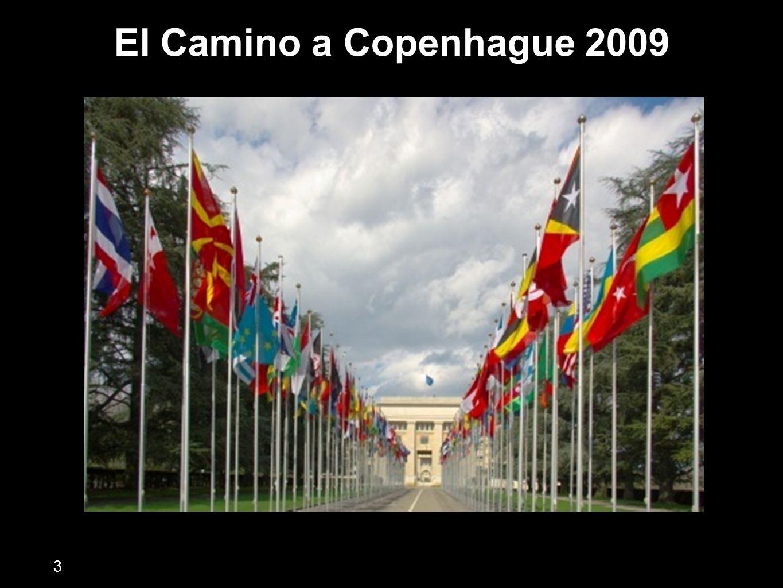 El Camino a Copenhague 2009 3