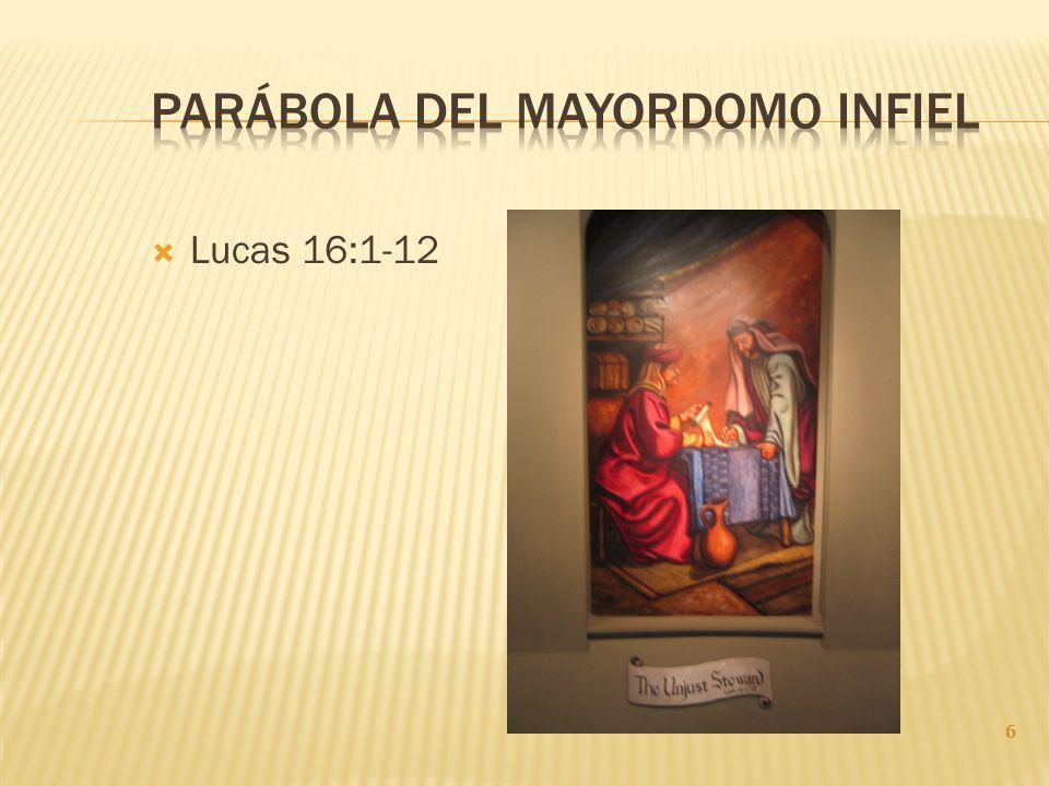 Lucas 16:1-12 6
