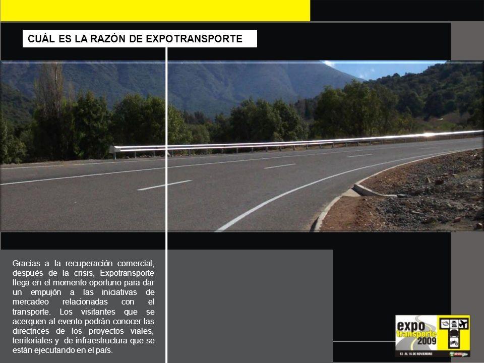 EXPOTRANSPORTE 2009 COMERCIALIZA: