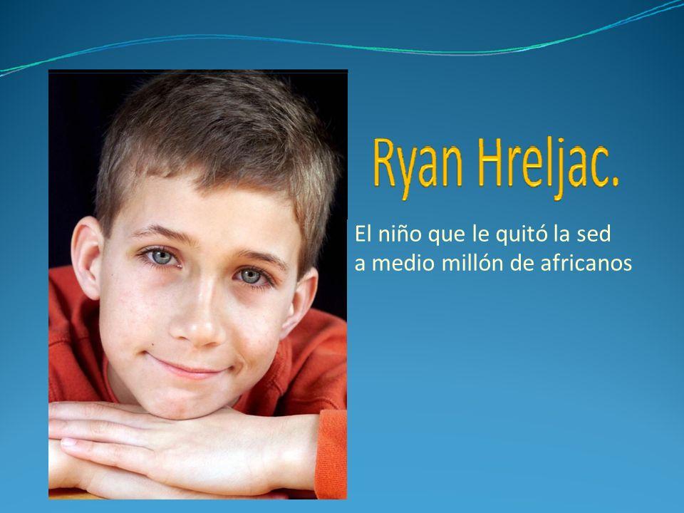 lllilidd llififddhh Ryan nació en Canadá en mayo del 91, es decir que a día de hoy tiene 18 años.