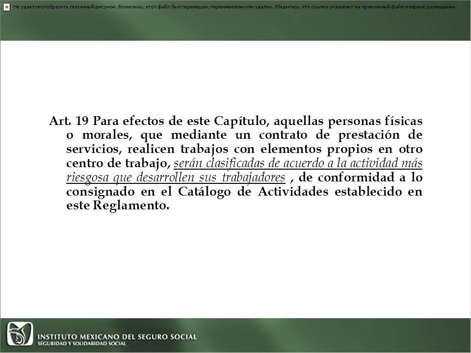 TABLA DE PRIMAS EN POR CIENTOS CLASEMÍNIMAMEDIAMÁXIMA 0.50000 I0.54355 II1.13065 III2.59840 IV4.65325 V7.58875 15.00000 Oficina de Clasificación de Empresas En Veracruz Sur