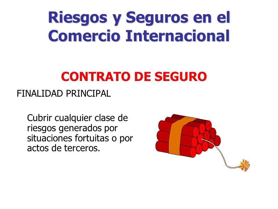 Riesgos y Seguros en el Comercio Internacional En nuestro país, las Empresas ASEGURADORAS deben cumplir con los requisitos de solvencia e infraestructura establecidos legalmente para su funcionamiento (similares a los de las empresas bancarias y financieras).