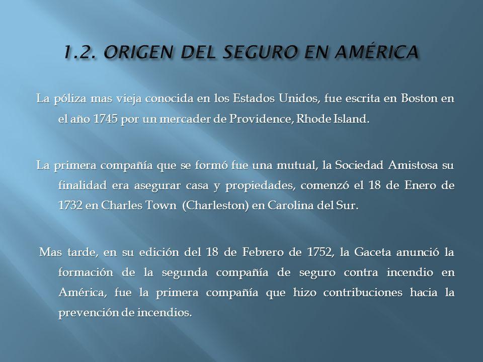 Los inicios del siglo XX marcaron en El Salvador el comienzo de las operaciones de las aseguradoras.