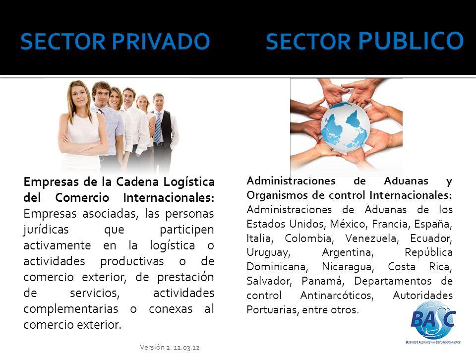 Todas las personas jurídicas dedicadas a actividades industriales, comerciales de comercio internacional, de prestación de servicios al comercio exterior o actividades complementarias o conexas.
