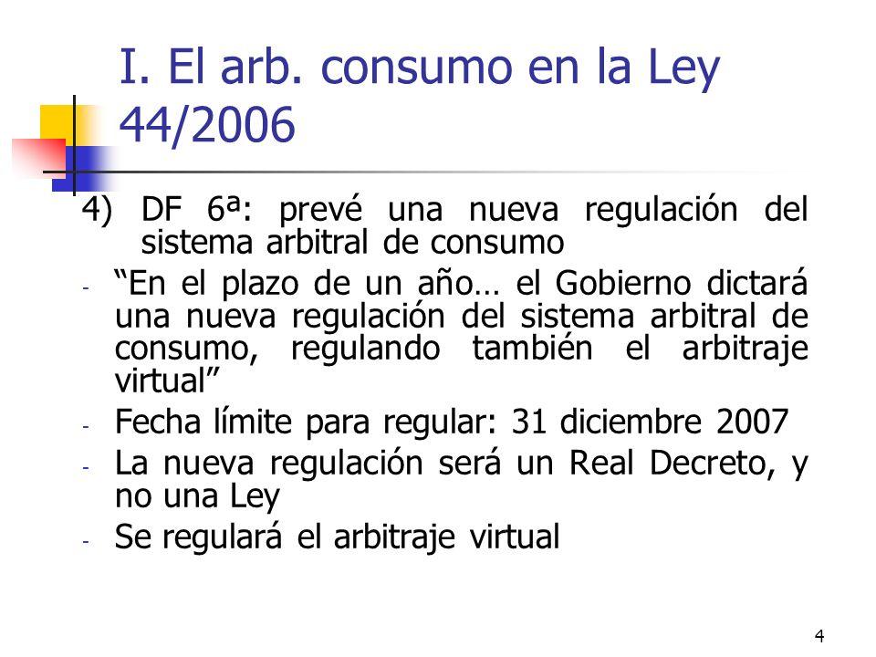 4 I. El arb.