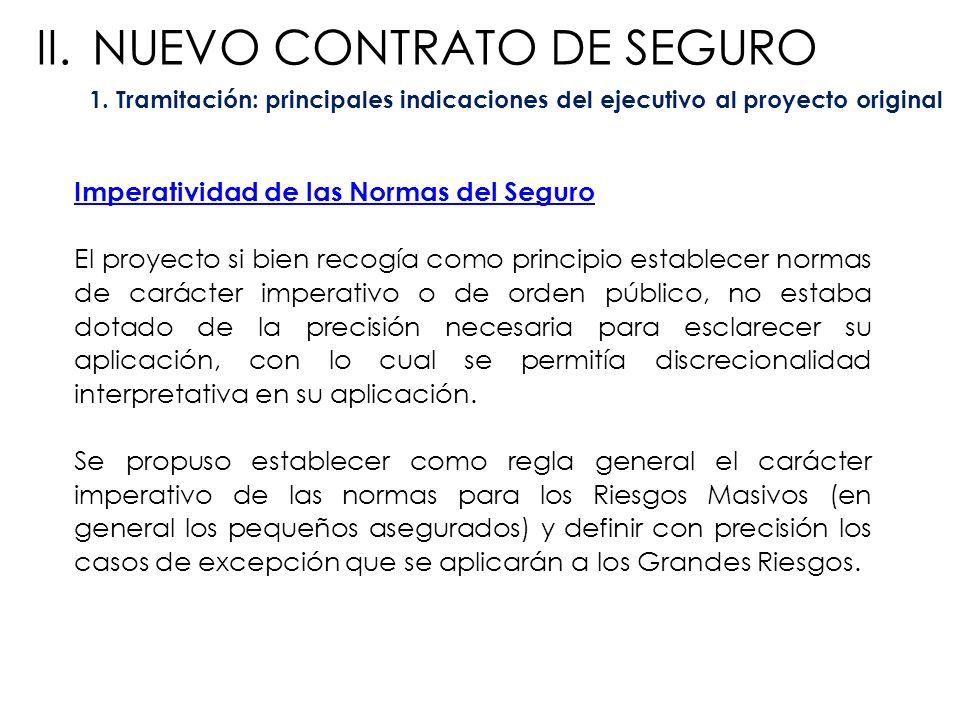 Seminario Nuevo Contrato de Seguros 30 de Mayo de 2013 Osvaldo Macías Muñoz Intendente de Seguros Relevancia y perspectivas de la Nueva Ley de Seguros