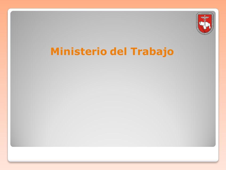 Ministerio del Trabajo